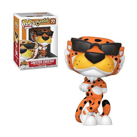 Boneco Chester Cheetah 77 Cheetos - Funko Pop!
