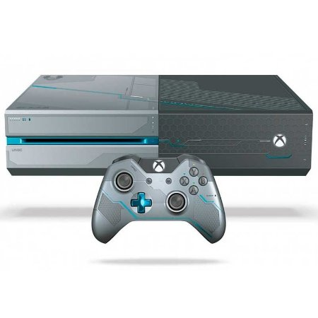 Console Xbox One 1Tb (Edição Halo 5: Guardians) - Microsoft