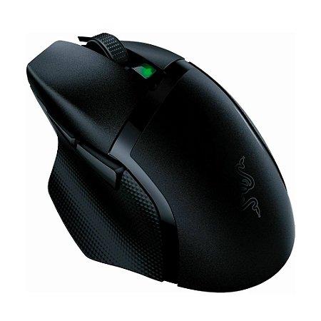 Mouse Gamer Razer Basilisk x Hyperspeed 16000 DPI sem fio