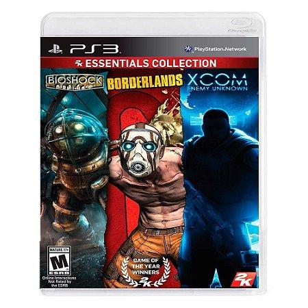 Jogo 2K Essentials Collection - PS3