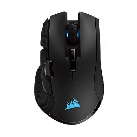 Mouse Gamer Corsair Ironclaw RGB 18000 DPI sem fio