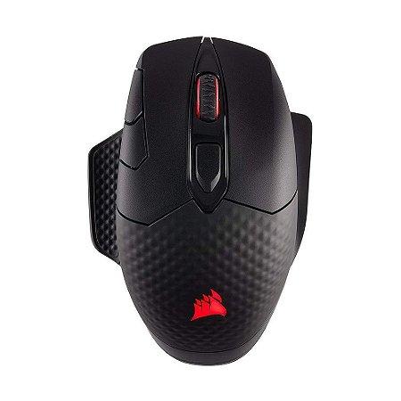 Mouse Gamer Corsair Dark Core SE RGB 16000 DPI sem fio