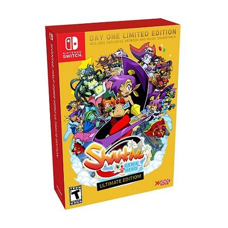 Jogo Shantae Half-Genie Hero (Ultimate Day One Limited Edition) - Switch