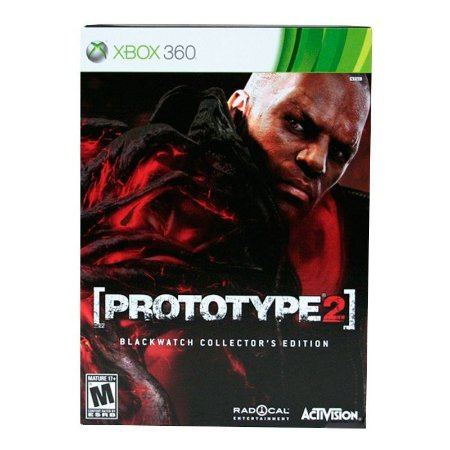 Jogo Prototype 2 (Blackwatch Collector's Edition) - Xbox 360