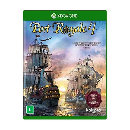 Jogo Port Royale 4 - Xbox One