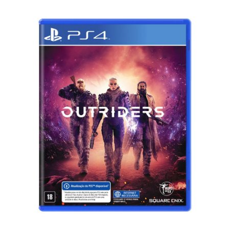 Jogo Outriders - PS4