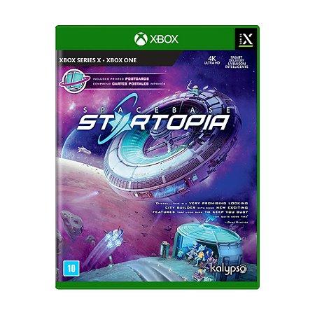 Jogo Spacebase Startopia - Xbox