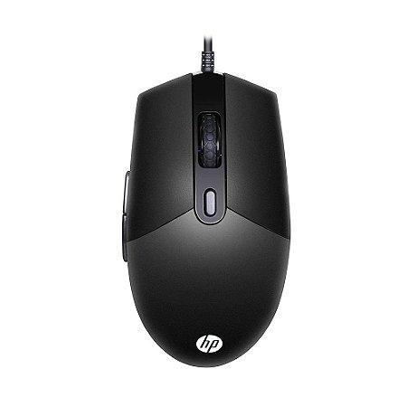 Mouse Gamer HP M260 LED 6400 DPI com fio