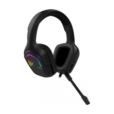 Headset Gamer Gamdias Hebe E2 RGB com fio - Multiplaforma