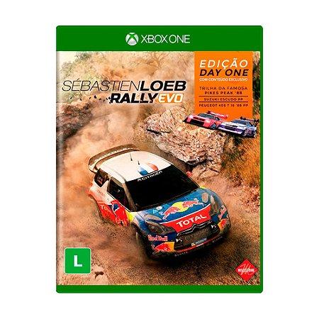 Jogo Sébastien Loeb Rally Evo (Edição Day One) - Xbox One