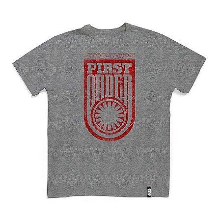 Camiseta Studio Geek First Order Star Wars - Modelo 16