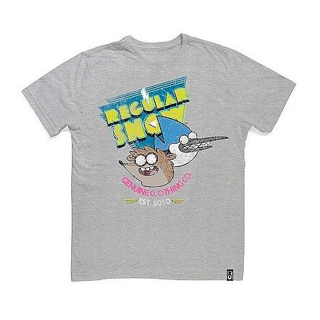 Camiseta Studio Geek Genuine 80s Regular Show - Modelo 2