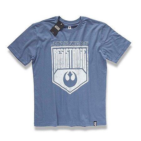 Camiseta Studio Geek Resistence Star Wars - Modelo 16