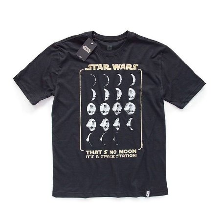 Camiseta Studio Geek Death Star Star Wars - Modelo 17