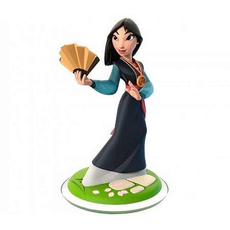 Boneco Disney Infinity 3.0: Mulan - PS3, PS4, Xbox 360 e Xbox One