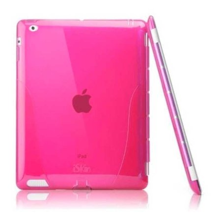 Case de Transporte Iskin Solo Smart Rosa - iPad 3 e 2