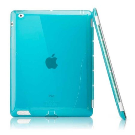 Case de Transporte Iskin Solo Smart Azul - iPad 3 e 2