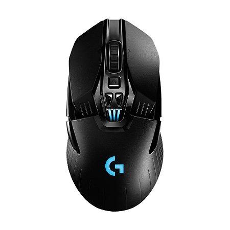 Mouse Gamer Logitech G903 Lightspeed 16000 DPI Preto sem fio