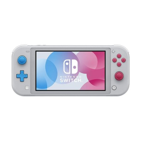 Console Nintendo Switch Lite Pokemon Edition - Nintendo