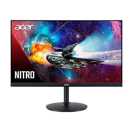 """Monitor Gamer Acer Nitro XV280K 28"""" 4K UHD IPS AMD FreeSync HDR10"""