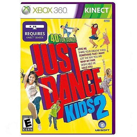 Jogo Just Dance Kids 2 - Xbox 360