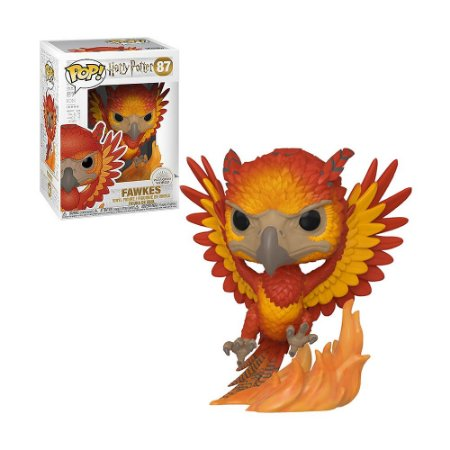 Boneco Fawkes 87 Harry Potter - Pop Funko!