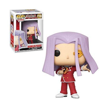 Boneco Maximillion Pegasus 716 Yu-Gi-Oh! - Funko Pop!
