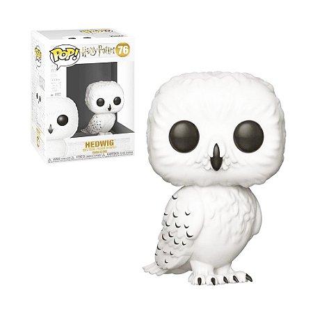 Boneco Hedwig 76 Harry Potter - Funko Pop!