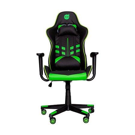 Cadeira Gamer Dazz Prime-X Preto e Verde