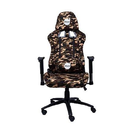 Cadeira Gamer Dazz Battle Desert Camuflada