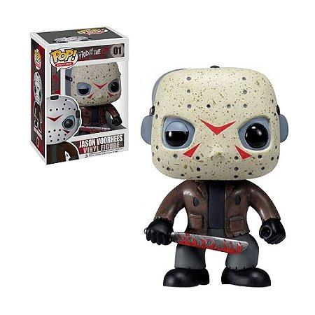 Boneco Jason Voorhees 01 Friday The 13th - Funko Pop!