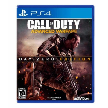 Jogo Call of Duty: Advanced Warfare (Edição Day Zero) - PS4