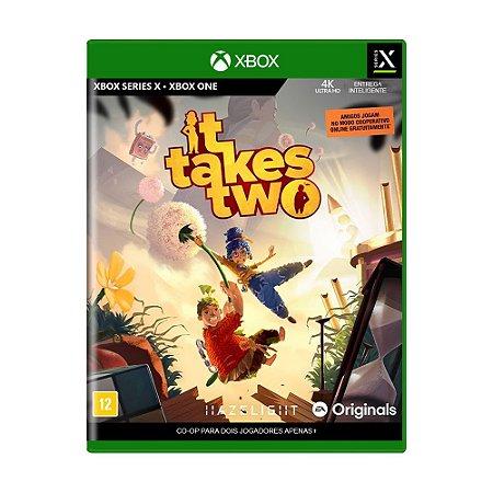 Jogo It Takes Two - Xbox