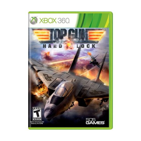 Jogo Top Gun: Hard Lock - Xbox 360