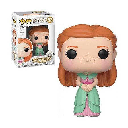 Boneco Ginny Weasley 92 Harry Potter - Funko Pop!