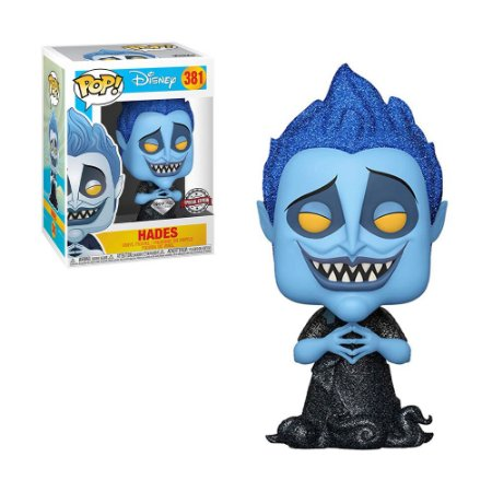 Boneco Hades 381 Disney - Funko Pop!