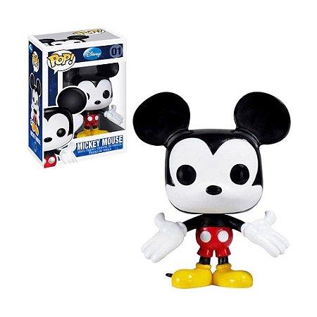 Boneco Mickey Mouse 01 Disney - Funko Pop!
