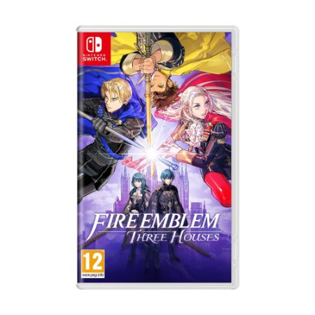 Jogo Fire Emblem: Three Houses - Switch