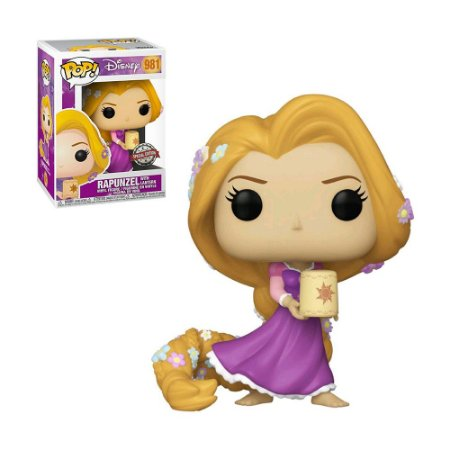 Boneco Rapunzel With Lantern 981 Disney (Special Edition) - Funko Pop!