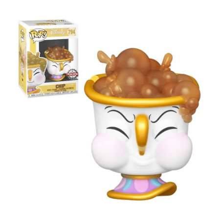 Boneco Chip 794 Disney (Special Edition) - Funko Pop!