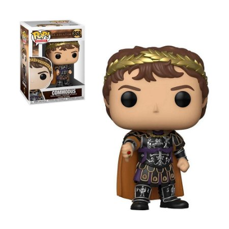 Boneco Commodus 858 Gladiator - Funko Pop!