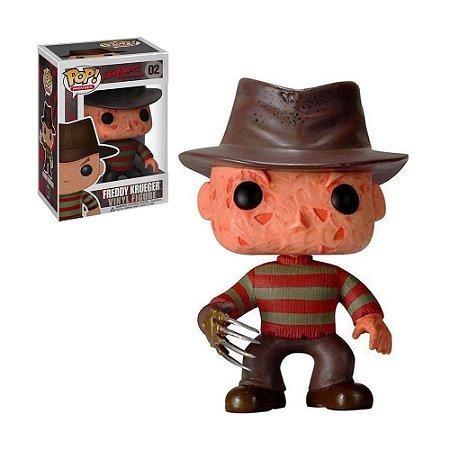 Boneco Freddy Krueger 02 A Nightmare On Elm Street - Funko Pop!