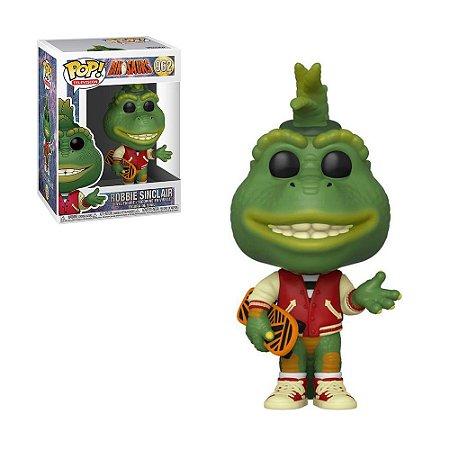 Boneco Robbie Sinclair 962 Dinosaurs - Funko Pop!