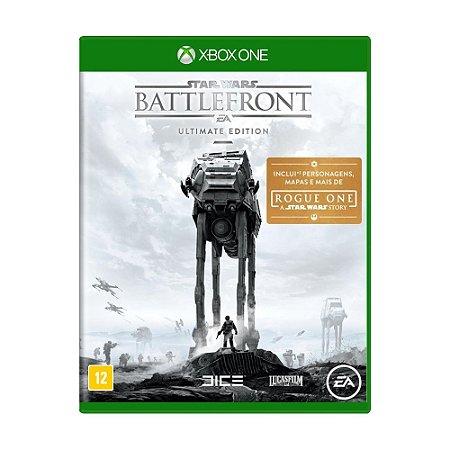 Jogo Star Wars Battlefront (Ultimate Edition) - Xbox One