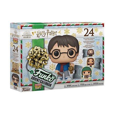 Advent Calendar 24 Harry Potter - Funko Pop!