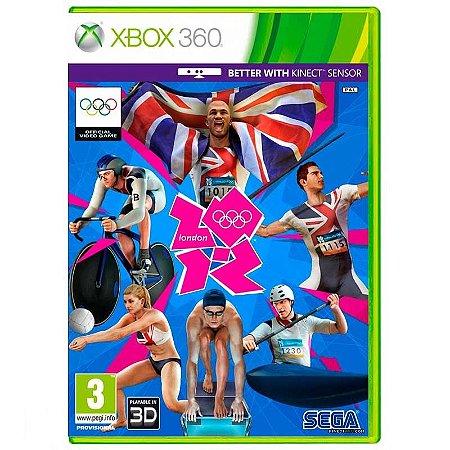 Jogo London 2012 Olympics - Xbox 360