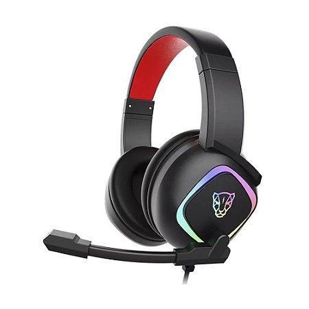Headset Gamer Motospeed G750 7.1 RGB com fio - PC e PS4
