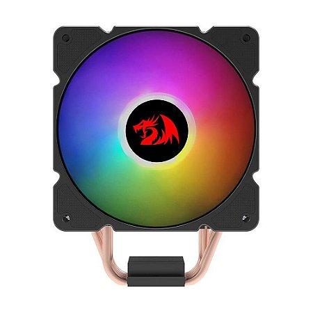 Cooler Para Processador Redragon Effect CC-2000 ARGB