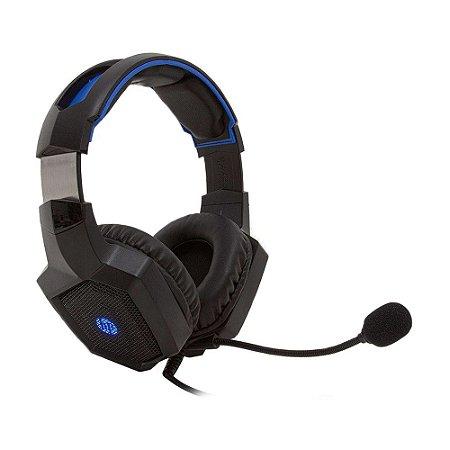 Headset Gamer HP H320GS 7.1 LED com fio - PC