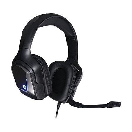 Headset Gamer HP H220GS 7.1 LED com fio - PC